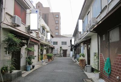 飛田新地への道順と行き方 - 飛田新地map ...